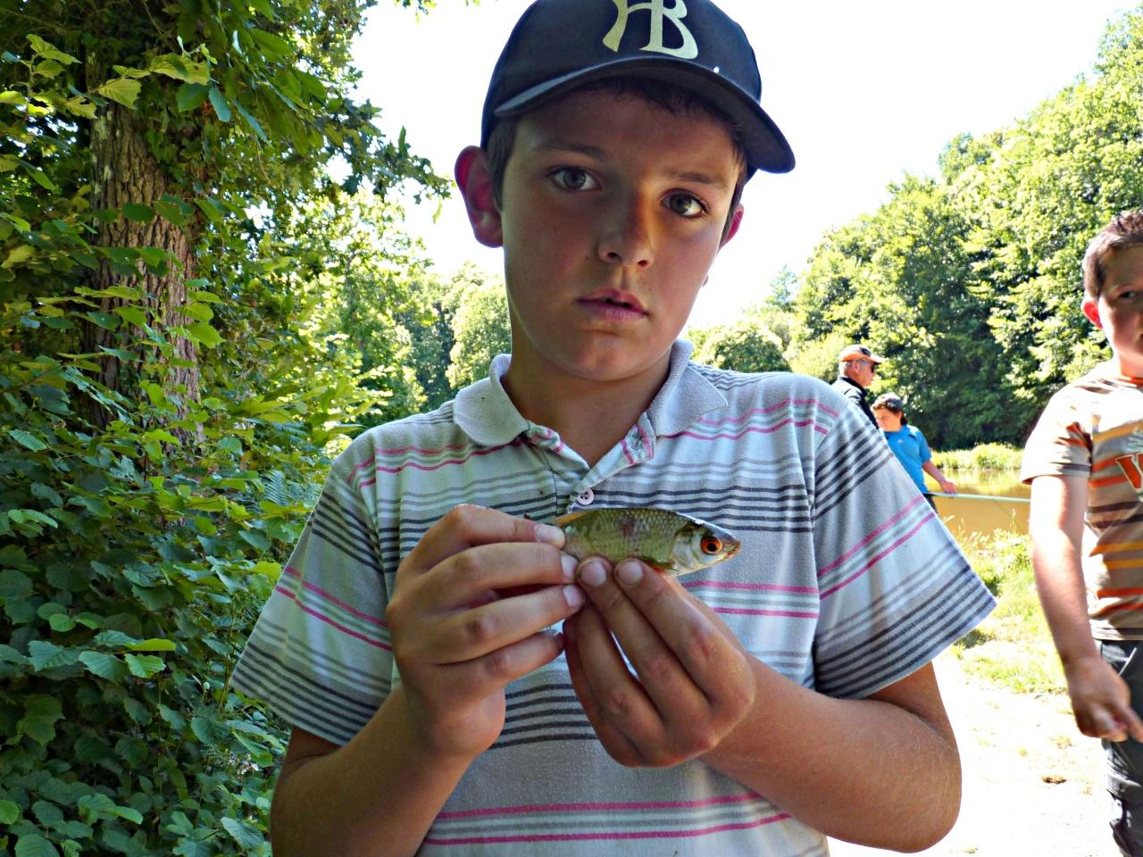 Activités de L'Ecole de Pêche