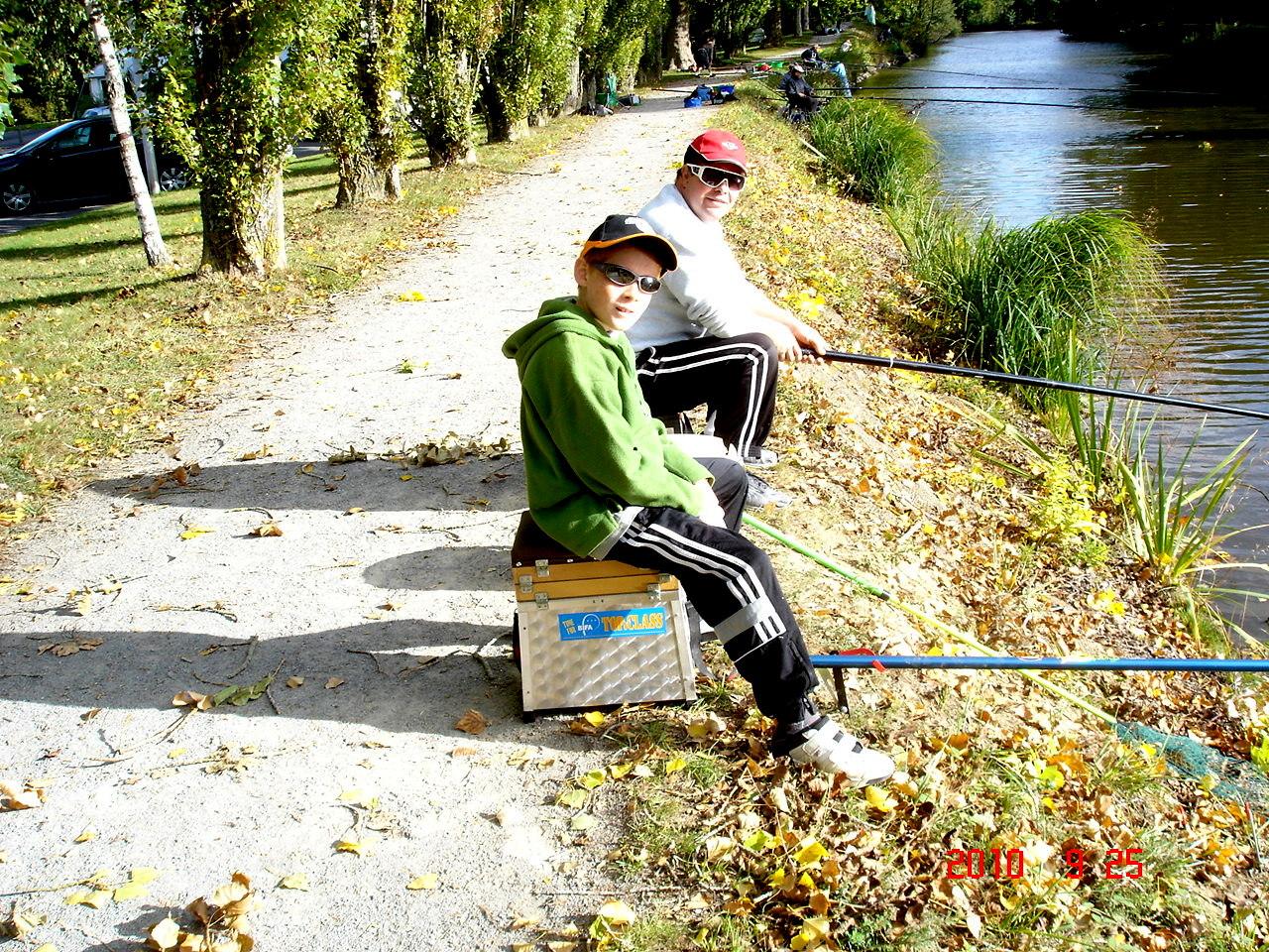 Marathon de Pêche 2010