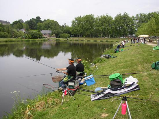 Section Compétition Fête Pêche 2010