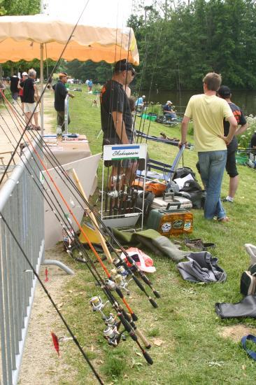 Roazhon Fishing Club Fete Peche 2010