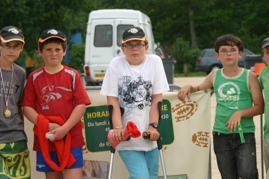 4 Jeunes Ecole de Peche Fete Peche 2010
