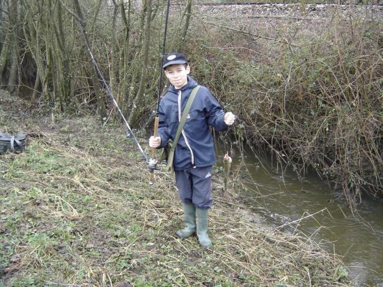 Pêche à la Truite 2010