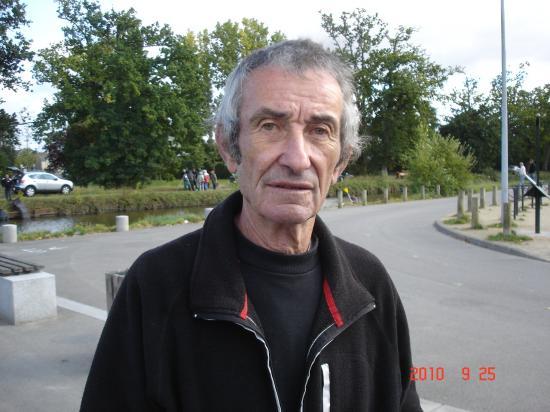 1er du Marathon avec Michel