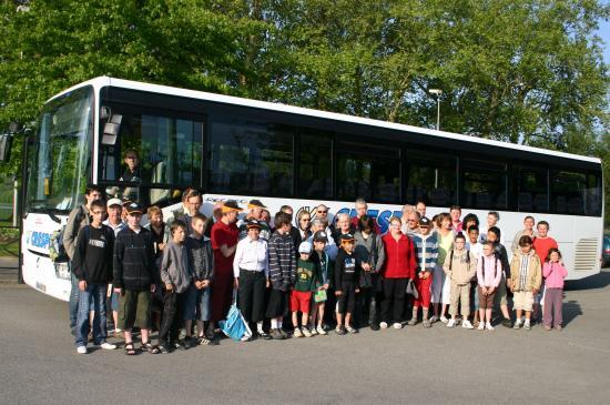 Voyage 2010 Piscicultures et Parc Animaux Sauvages