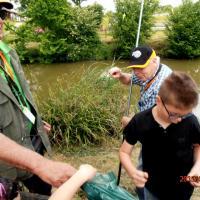 2015 - 30-5 Pêche de la Truite chez Décathlon