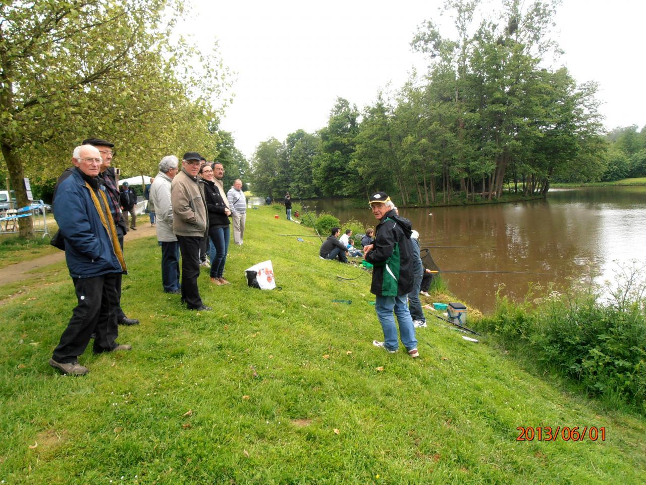 Fête de la Pêche & Brocante 2013