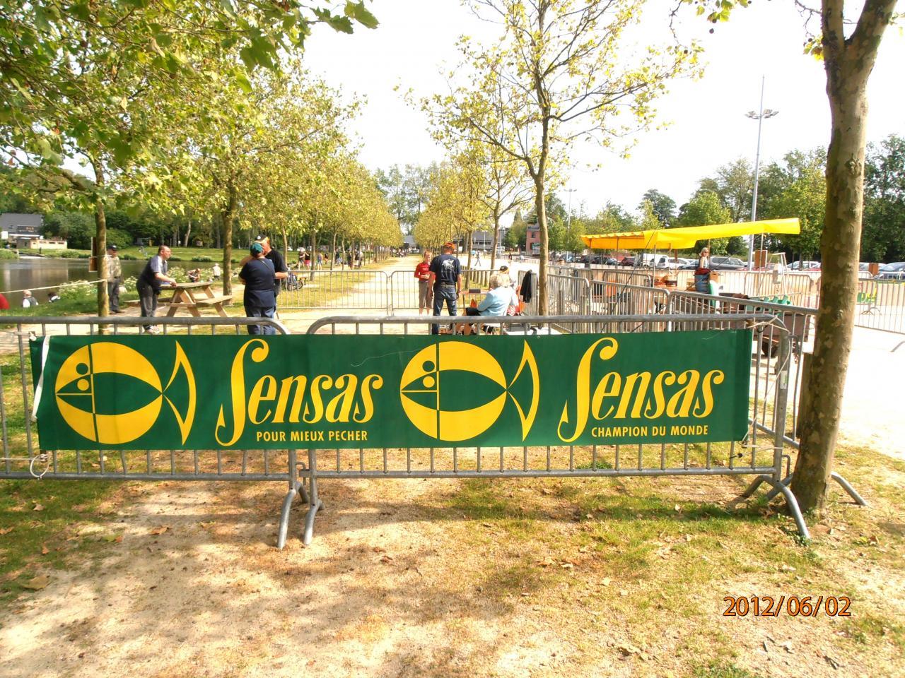 Fête de la Pêche 2012