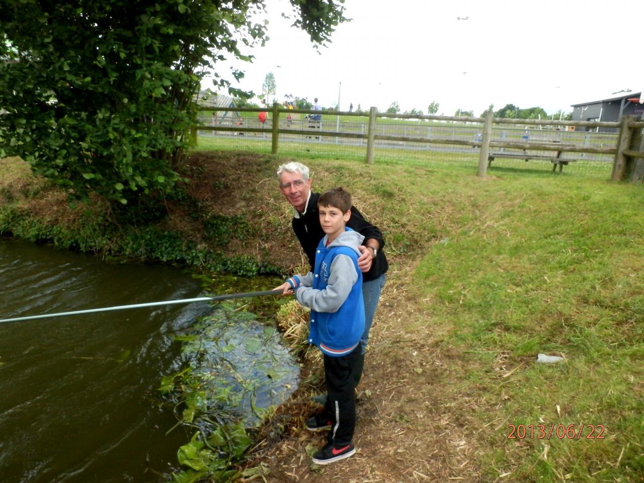 Fishing Days 2013