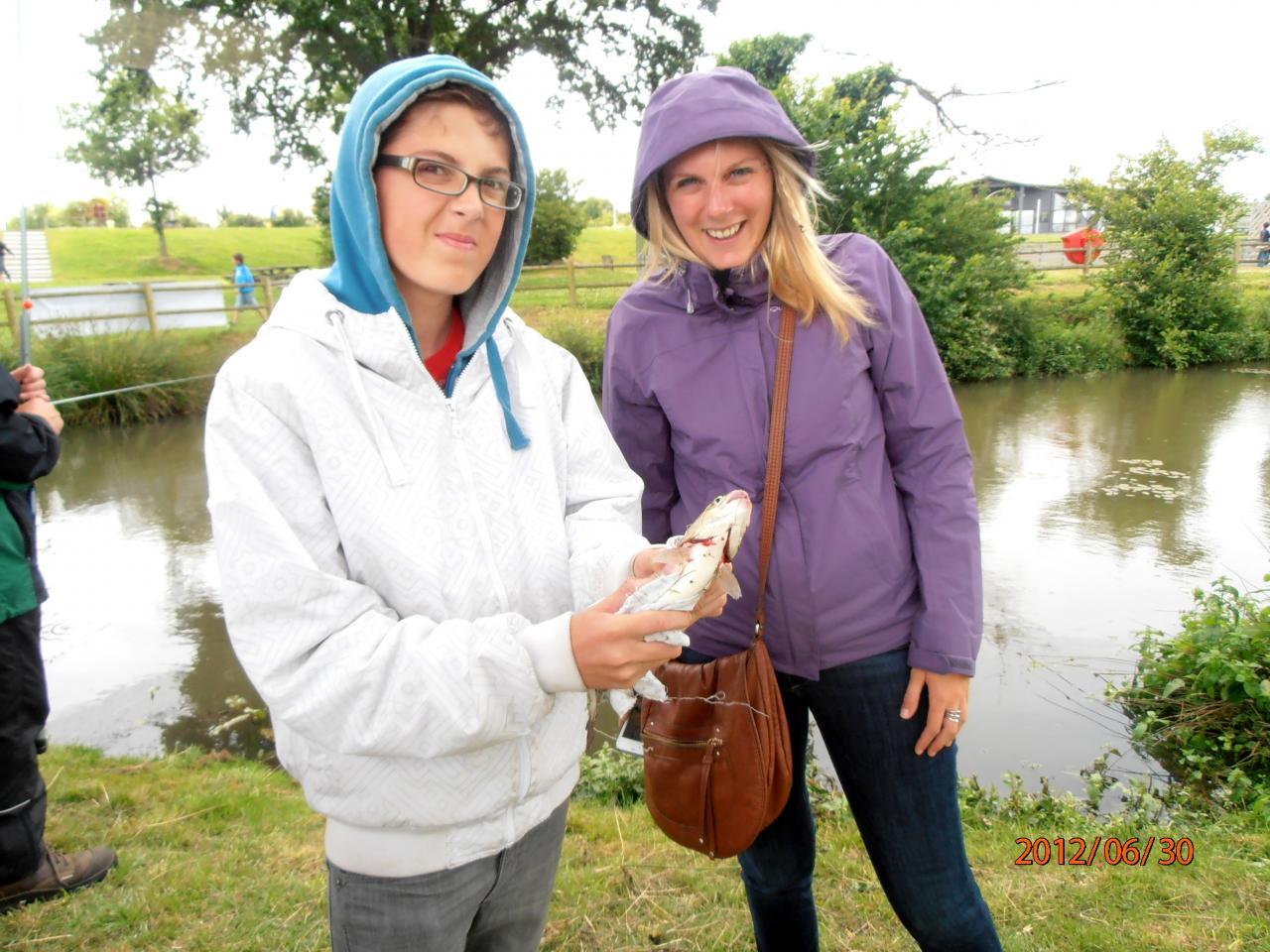 Fishing Days 2012
