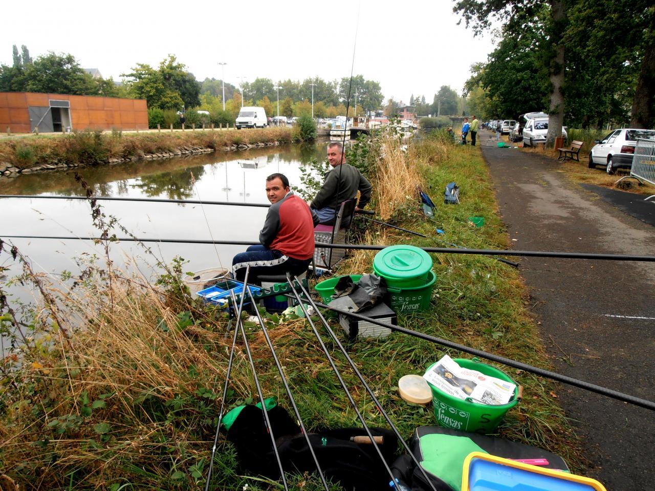 Marathon de Pêche 2012