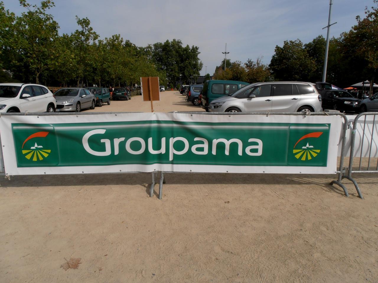 La Banderole Groupama