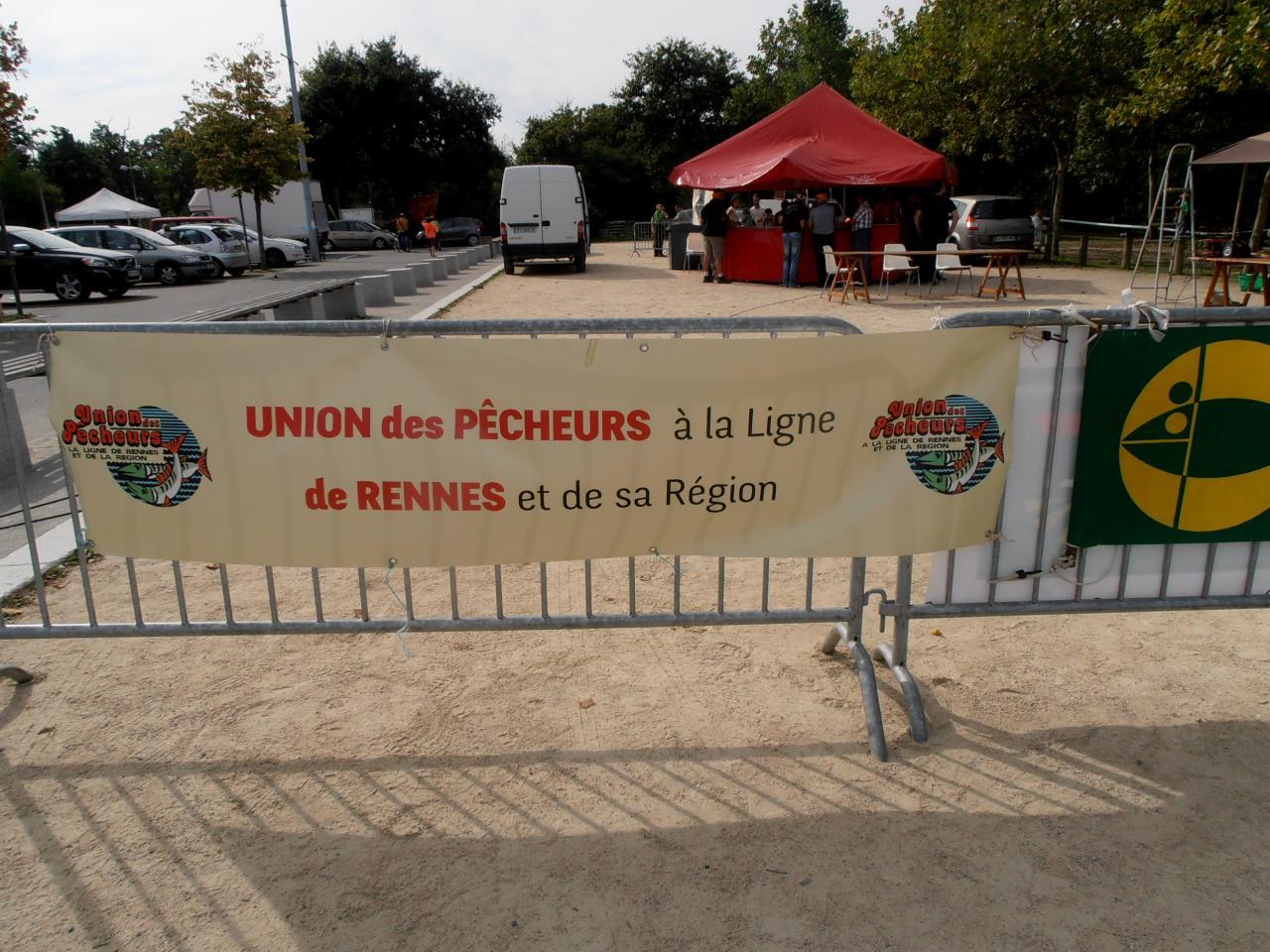 La Banderole Union des Pêcheurs
