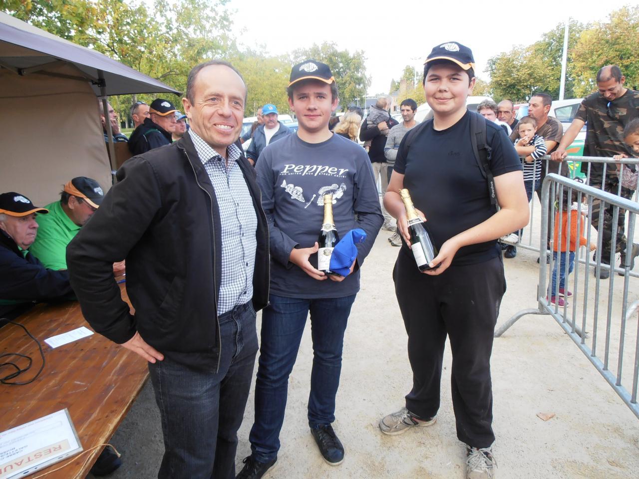 Marathon de Pêche 2015