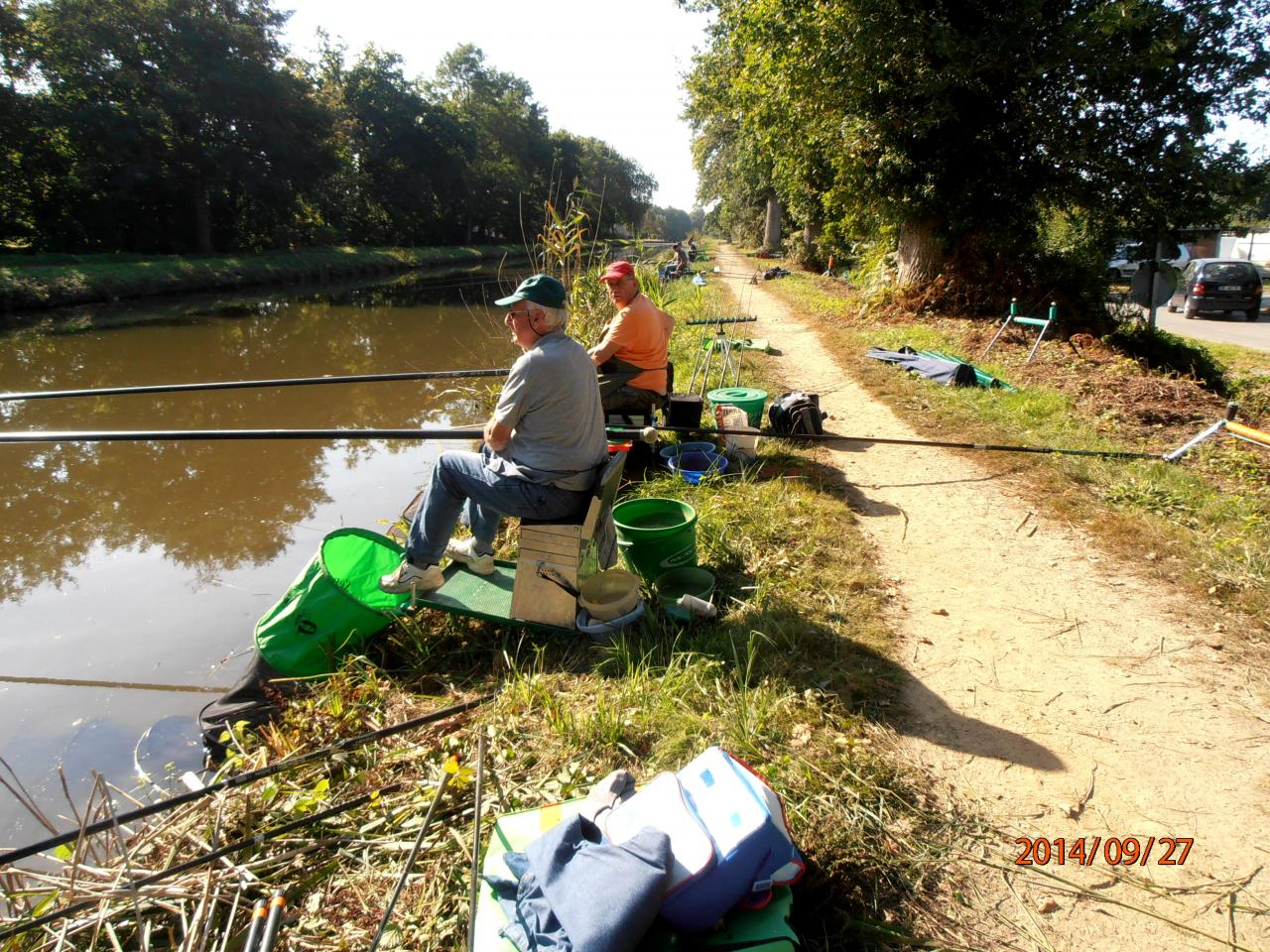 Marathon de Pêche 2014