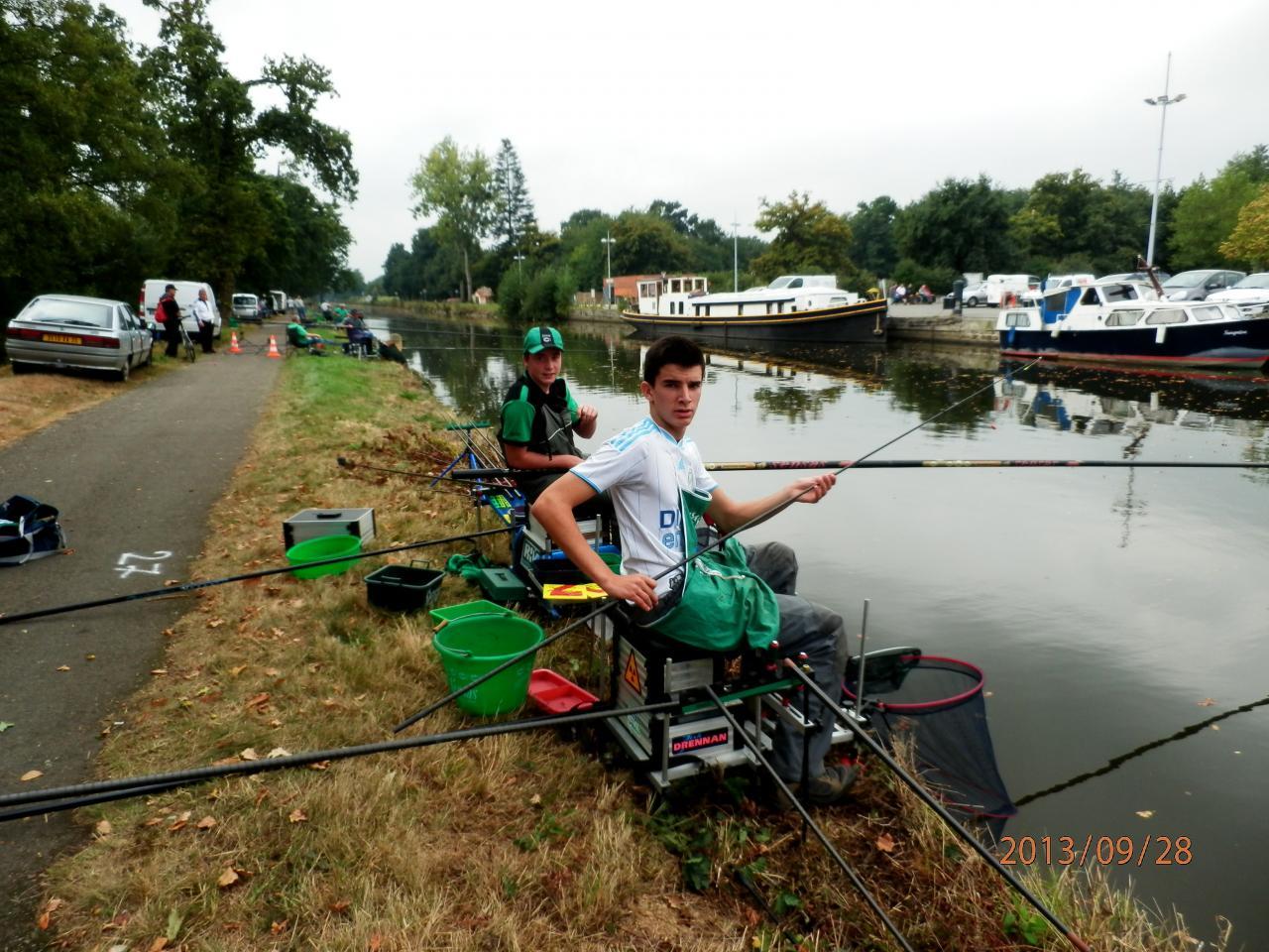 Marathon de Pêche 2013