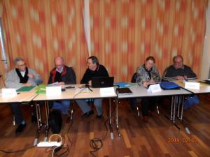 2019 Assemblée Générale Annuelle de L'Union des Pêcheurs de Rennes & de la Région