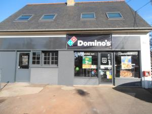 Pizza Domino's Betton