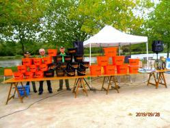 Marathon de Pêche - Lots Plastilys